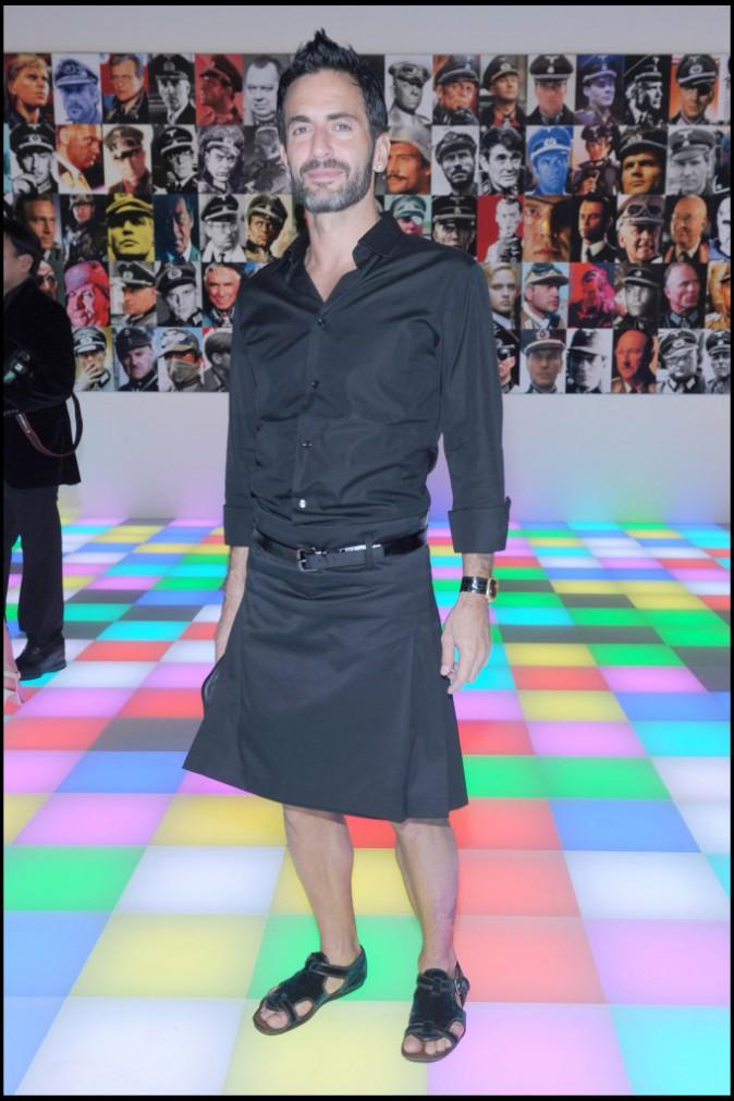 Marc Jacobs, l'homme au kilt !