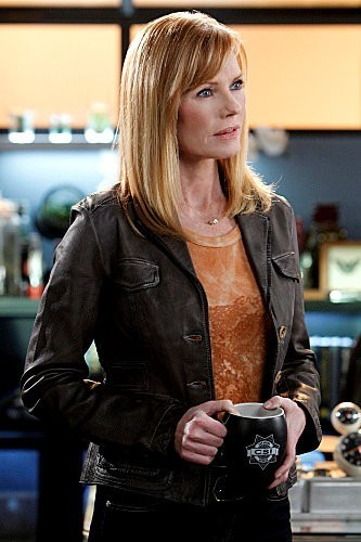 Marg Helgenberger était Catherine Willow ...