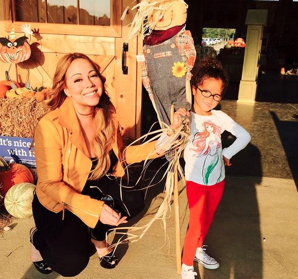 Photos : Mariah Carey : aux anges avec ses jumeaux !