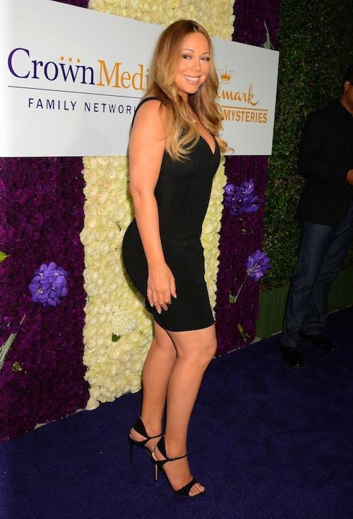 Photos : Mariah Carey : c'est quoi cette alliance ?