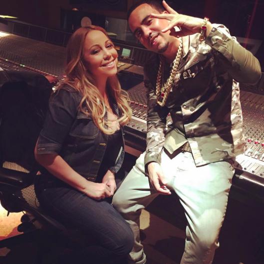 Mariah Carey, French Montana et Justin Bieber : Bientôt sur un même single !