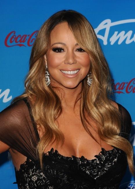 Mariah Carey le 7 mars 2013 à Los Angeles