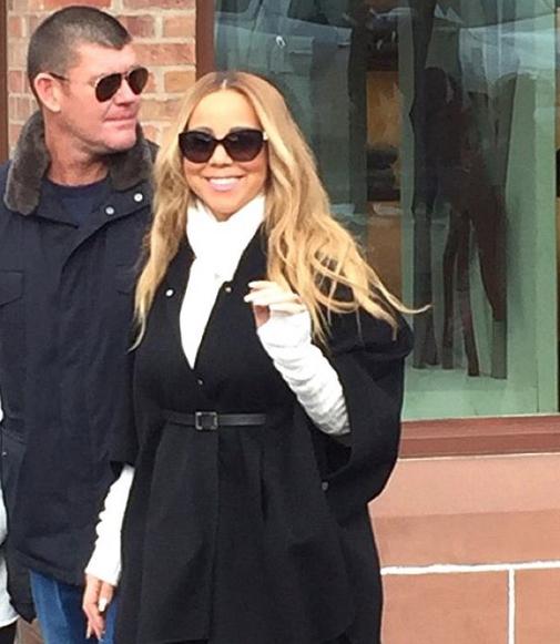 Photos : Mariah Carey : la superstar fête ses 46 ans !