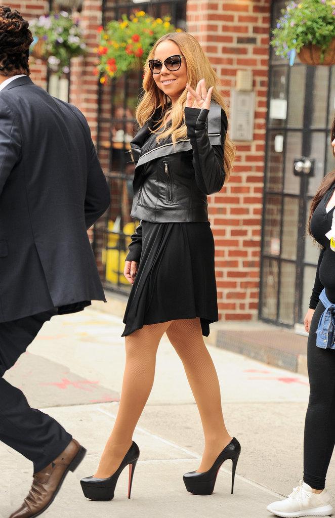Photos : Mariah Carey : non elle ne chantera pas à son mariage !
