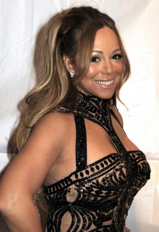 Le grande retour de Mariah !