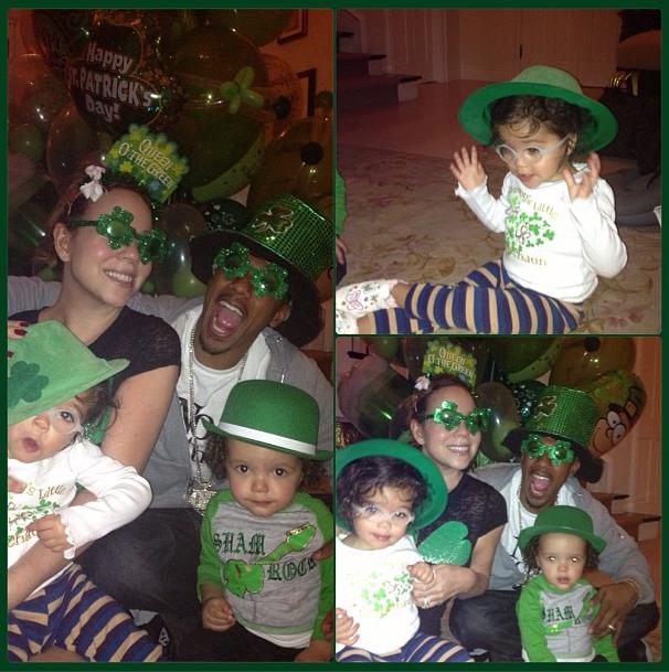 La Saint Patrick en famille !