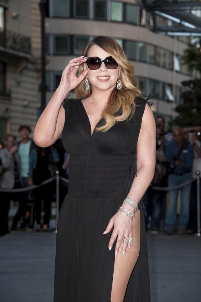 Mariah Carey le 7 juin 2015