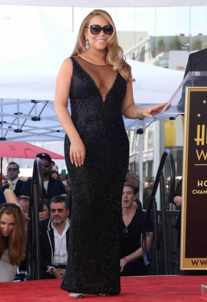 Mariah Carey : Une star étoilée !