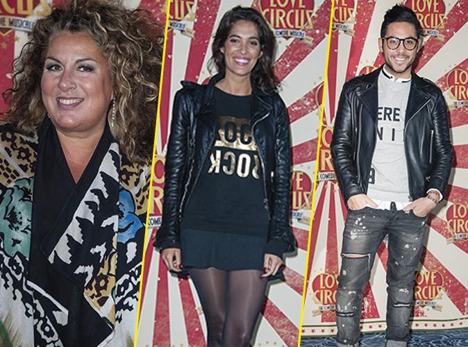 """Photos : Marianne James, Laurie Cholewa, Alban Bartoli… Du people à la première de """"Love Circus"""" !"""