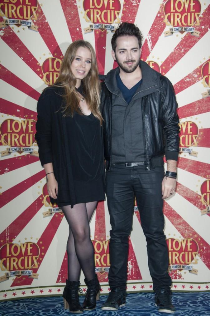 Roxane Le Texier et Sébastien Angius