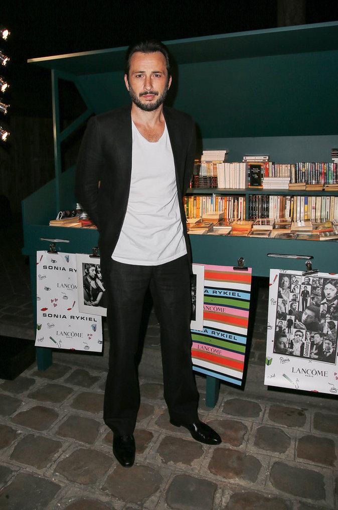 Michaël Cohen à la soirée Lancôme Sonia Rykiel à Paris
