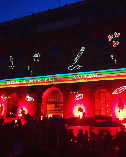 Soirée Sonia Rykiel - Lancôme à Paris