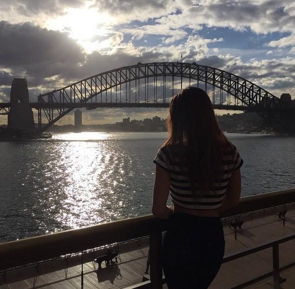 Sous le charme de Sydney !