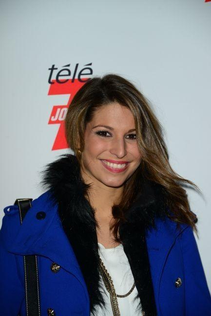 Laury Thilleman le 12 décembre 2012 à Paris