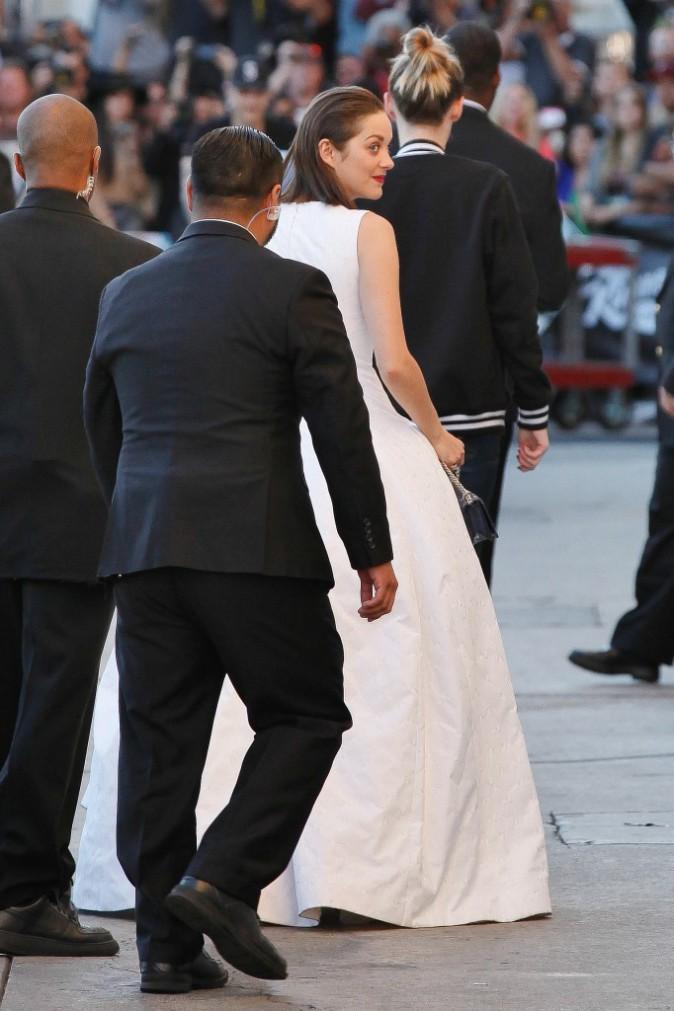 """Photos : Marion Cotillard à propos de sa nomination aux Oscars : """"J'ai du mal à réaliser !"""""""