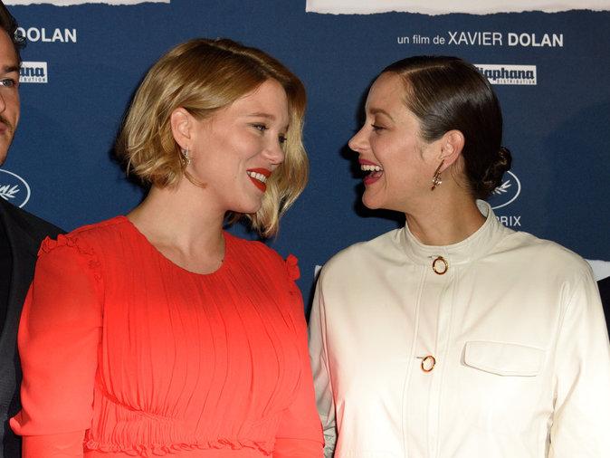 Marion Cotillard le 15 septembre à Paris