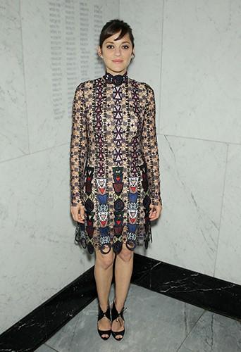 Marion Cotillard à New York le 6 mai 2014