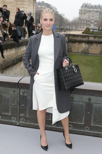 Mélanie Laurent, Paris, 1er mars 2013.