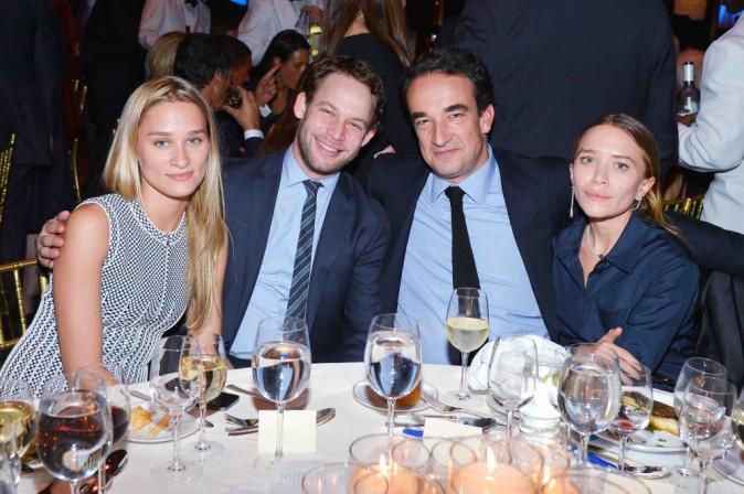 Mary-Kate Olsen et Olivier Sarkozy : couple uni pour la bonne cause !