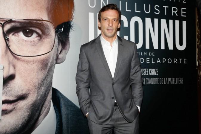 Mathieu Kassovitz à Paris le 17 novembre 2014