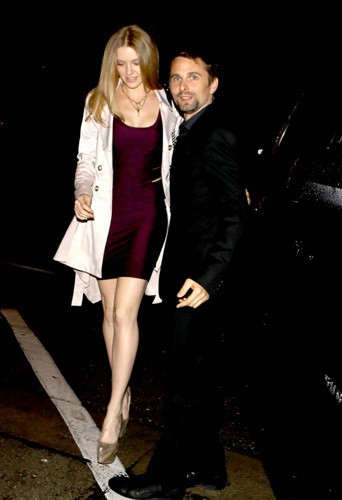 Photos : Matthew Bellamy : il a enfin oublié Kate Hudson !