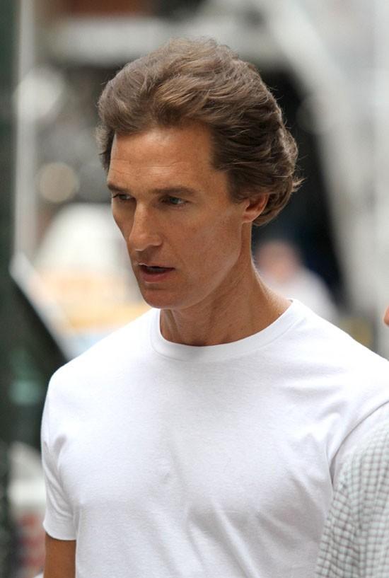 Matthew McConaughey après !