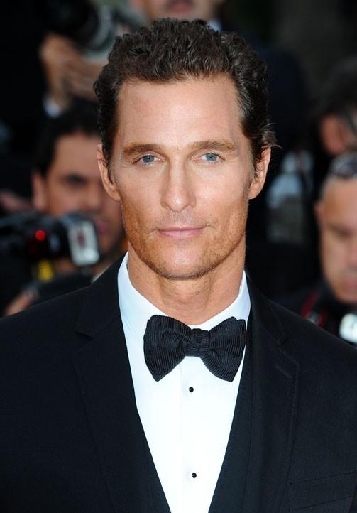 Matthew McConaughey avant sa fulgurante perte de poids ...
