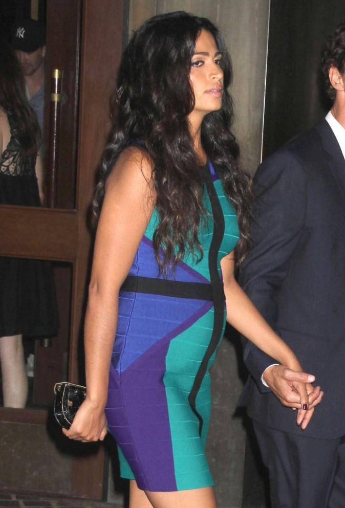 Camila Alves à la première de Killer Joe à New York, le 23 juillet 2012.