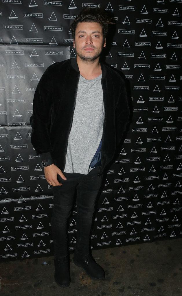 Kev Adams à la soirée Eleven Paris