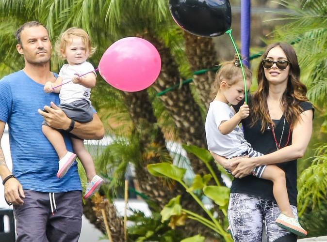 Megan Fox et Brian Austin Green : séparés, ils se retrouvent pour un petit déjeuner avec leurs enfants !