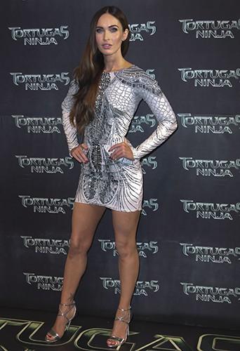 Megan Fox à Mexico le 29 juillet 2014