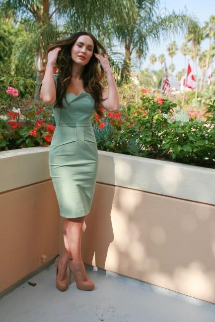Megan Fox le 28 janvier 2013 à Los Angeles