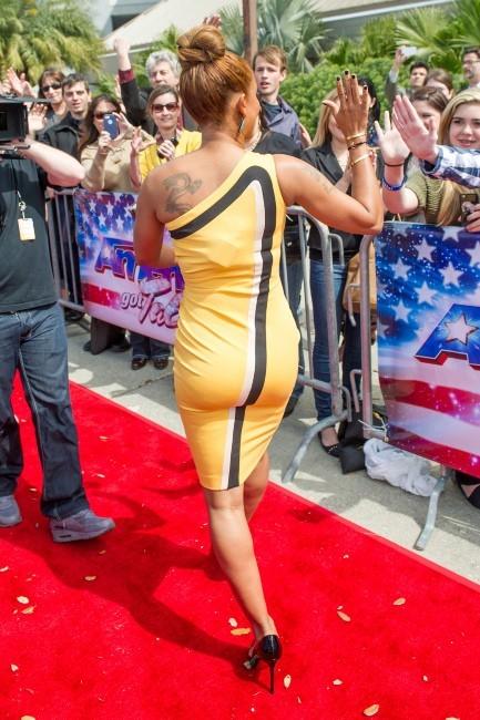 L'ex Spice Girl a été huée par le public