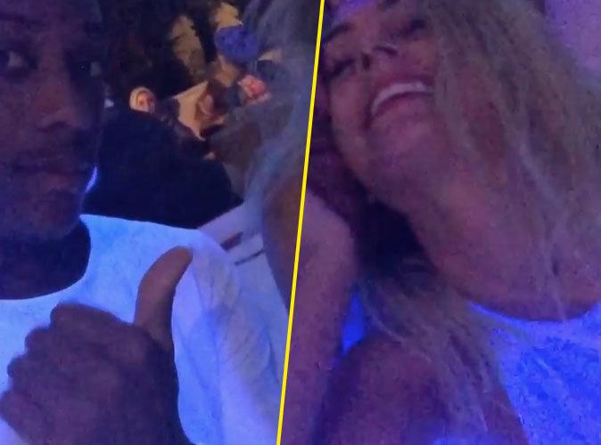 Photos : Mélanie Da Cruz et Anthony Martial : ils se lâchent comme jamais !