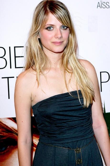 """A la première du film """"Je vais bien, ne t'en fais pas"""" en 2006 où elle joue la touchante Lili"""