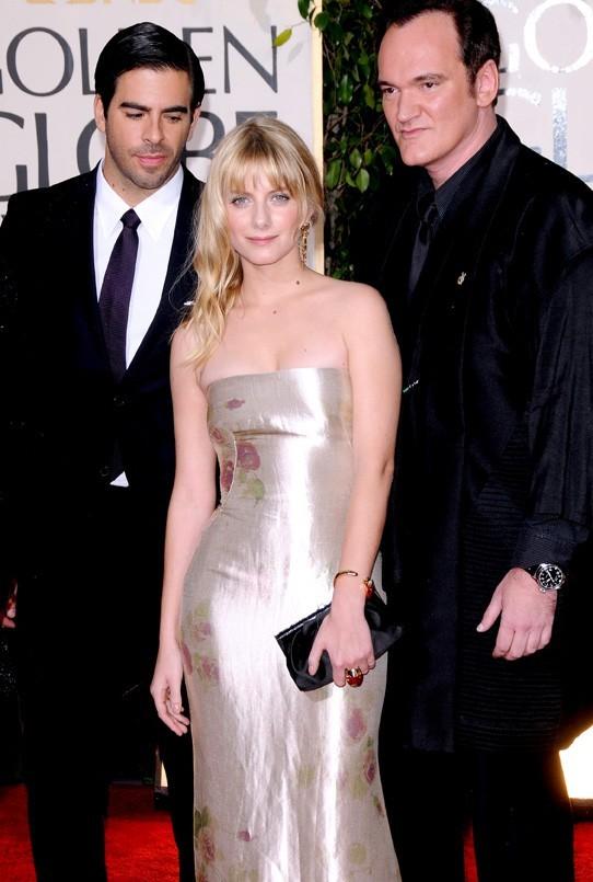 Et en 2010, aux Golden Globes, on pourrait la confondre avec une starlette américaine !