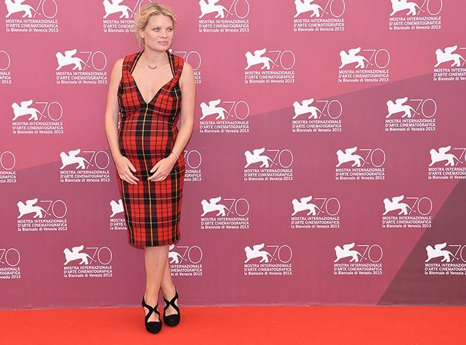 Mélanie Thierry à Venise le 2 septembre 2013