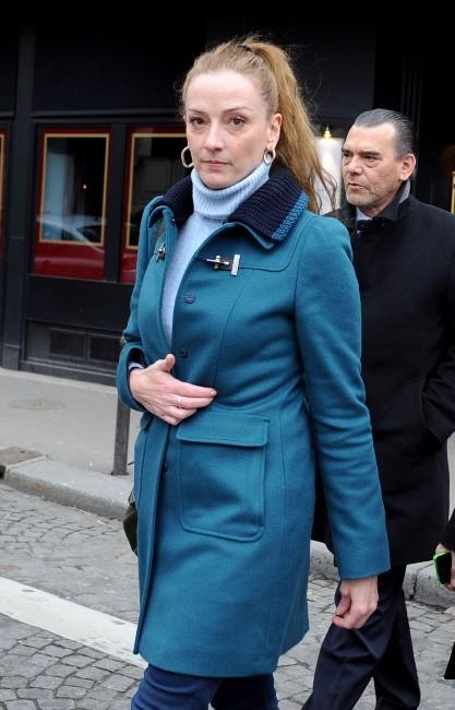 Florence Cassez le 25 janvier 2013 à Paris
