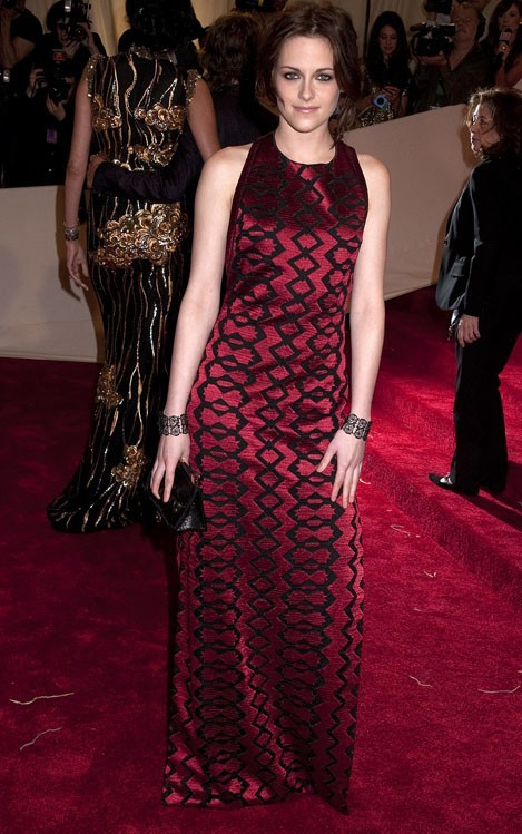 Ambiance ténèbres pour Kristen Stewart !