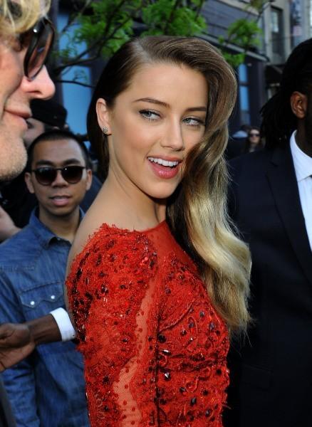 L'actrice de 27 ans a fait sensation au MET Ball 2013