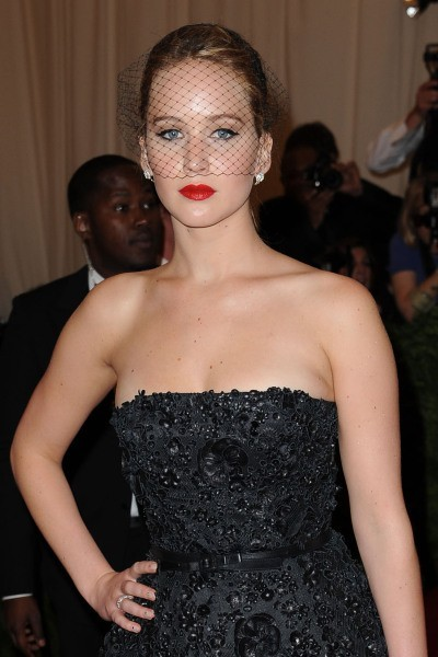 Jennifer Lawrence, glamour au MET Ball 2013