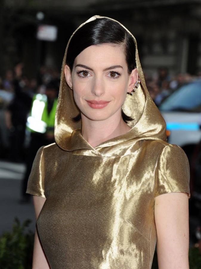 Anne Hathaway le 4 mai 2015