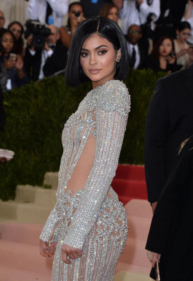 Kylie Jenner au Met Gala 2016