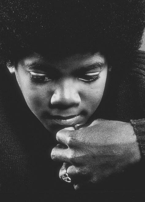 Michael Jackson à l'époque des jackson Five, en 1969...