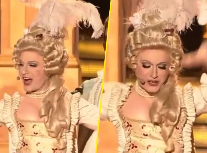 Michal (Star Academy 3) : corset et dentelle, une Marie-Antoinette sexy ?