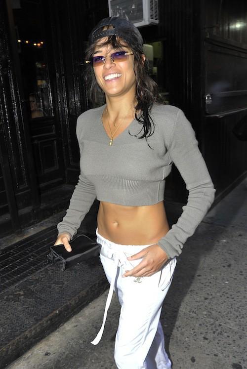 Photos : Michelle Rodriguez : sa rupture avec Zac Efron ? ça la fait sourire !