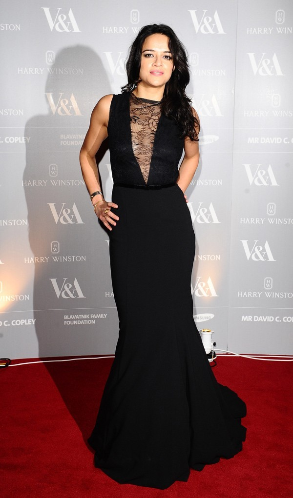 Michelle Rodriguez le 16 octobre 2012 à Londres