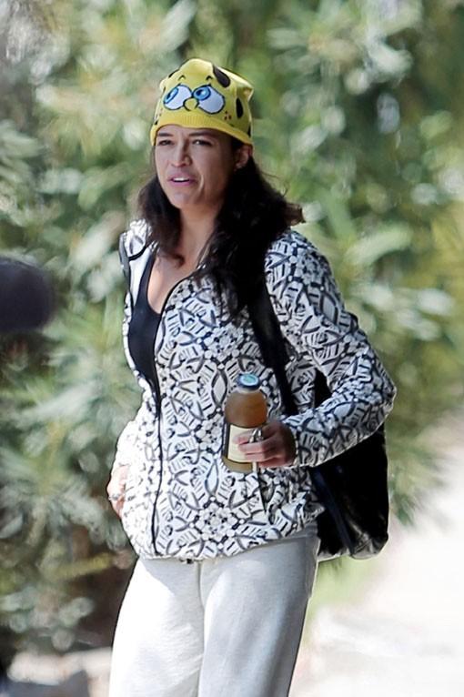 Michelle Rodriguez à Los Angeles le 22 juillet 2014