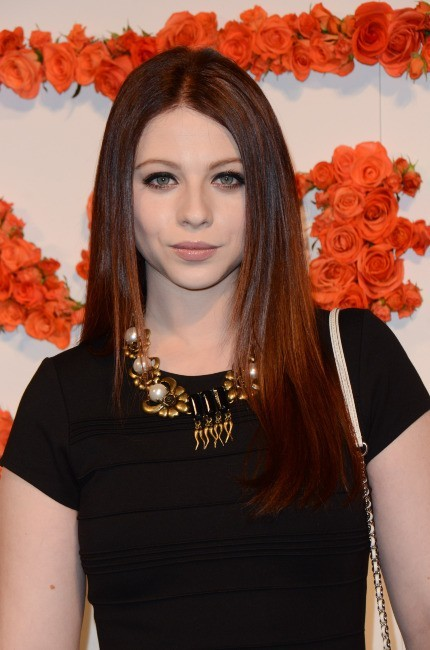 "Michelle Trachtenberg lors de la soirée ""Coach Evening of Cocktails and Shopping"" à Santa Monica, le 10 avril 2013."