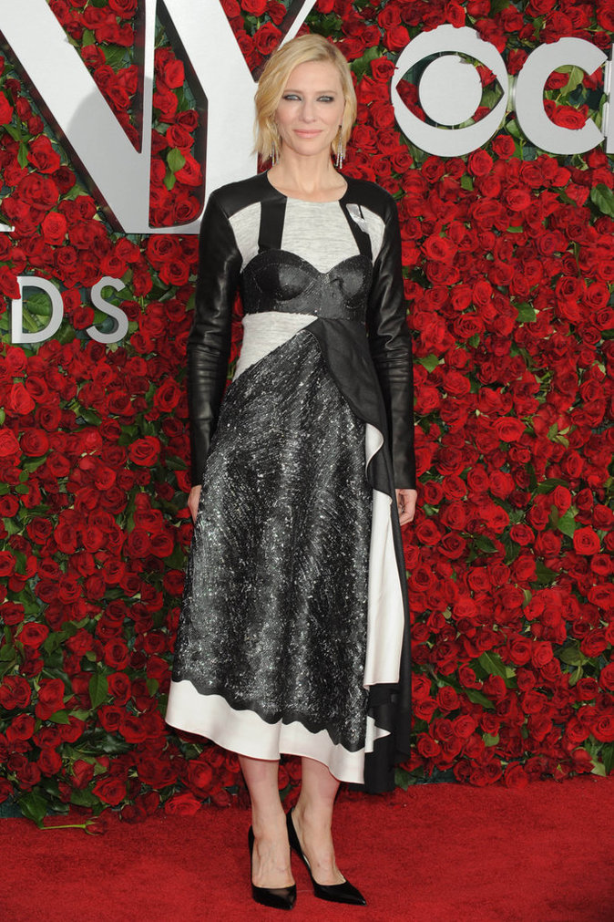 Photos : Michelle Williams, Cate Blanchett, Karolina Kurkova... des bombes blondes aux Tony Awards !